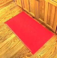 kitchen rug target floor red rugs and grey pig