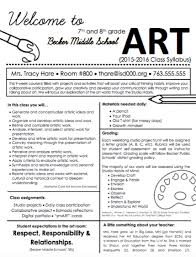 middle school art syllabus template. Create a Syllabus That Your Students Will Actually Want to Read