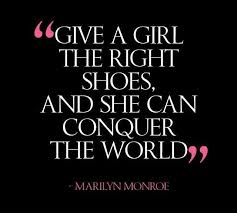 Girl Quotes And Sayings Best Shoe Quotes Shoe Sayings Shoe Picture Quotes