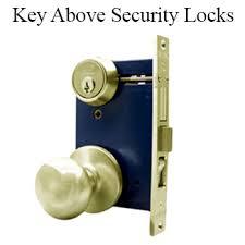 security door locks. Marks Key Above Security Doors Locks Door