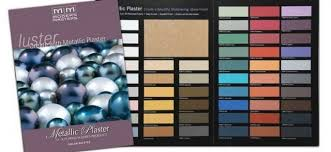 Modern Masters Metallic Paint Chart How To Create Beautiful Finishes With Mm Metallic Plaster