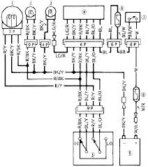 454 ltd (en450) headlight system circuit wiring diagram 2006 zx6r owners manual at 06 Zx6r Wiring Diagram Schematic