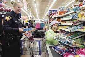 Ppd Take Children Christmas Shopping Local News Stories