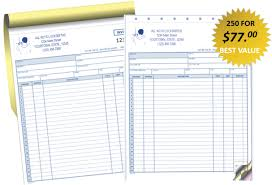 locksmith invoice forms locksmith invoices custom printed