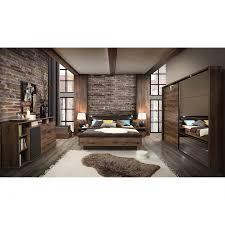 Myhobu Jesolo Komplett Schlafzimmer Material Dekorspanplatte