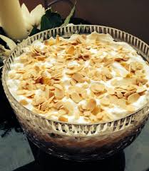 Image result for sherry trifle recipe