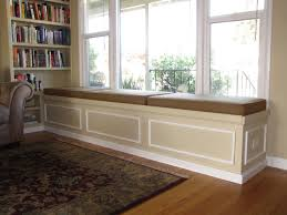 Banquette Bench With Storage Corner Bench Storage Seating Built In Bookshelf And Bench Seat