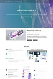 Bootstrap Website 70 Free Bootstrap Templates For Modern Website 2019