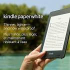 Kindle 32Gb Paperwhite – Now Waterproof with more than 2x the Storage