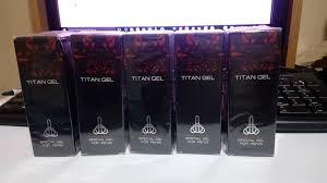 Hasil gambar untuk titan gel