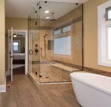 master bathroom corner showers. Dated Corner Jetted Soaker Bathtub Shower Smaller Master Bath Remodel Bathroom Showers E