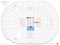 Nationwide Arena Seating Chart Time Warner Cable Arena Seating Chart