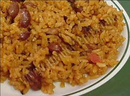 puerto rican rice and beans with chicken. Simple With Puerto Rican Rice And Beans And With Chicken E
