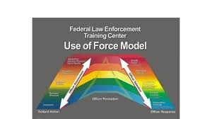 Use Of Force Continuum For Civilians