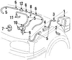 parts com® volkswagen cabrio condenser compressor lines oem parts diagrams 2000 volkswagen cabrio gl l4 2 0 liter gas condenser compressor lines