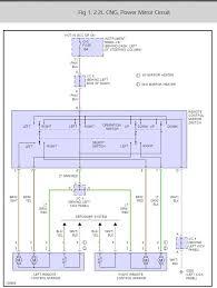 power mirror wiring diagram wiring diagrams second