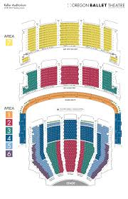 State Theater Portland Me Seating Chart Pick Any 3 Oregon Ballet Theatre