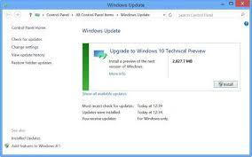 How To Upgrade Windows 8 To Windows 10 Windows 10 Installs Automatically On Windows 7 And Windows 8