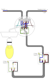 two way switch wiring diagram wiring diagram and lighting circuit diagrams for 1 2 and 3 way switching