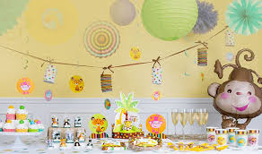 Gender Neutral Baby Shower Decorations.