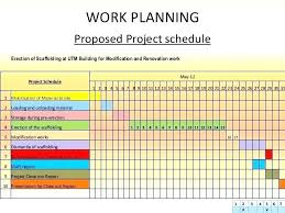 Renovation Schedule Template Excel - April.onthemarch.co