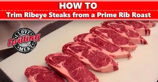 prime rib steak vs ribeye. Brilliant Steak In Prime Rib Steak Vs Ribeye