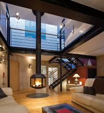 Hanging Stove Modern Luxury Fireplaces Interior Design Ideas On How To  Decorate A Living Room With