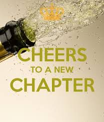 New Chapter Quotes Impressive CHEERS TO A NEW CHAPTER Quotes And Sayings Pinte