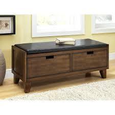 modern wood storage bench excellent white storage bench with cushion leather build white storage with regard