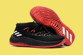 adidas dame 4. new - 2018 adidas 4 dame black red