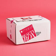 macy s beauty subscription box sends you deluxe sles a bonus item and a collectible cosmetics bag plus you also get a 5 beauty coupon for