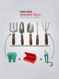 Buy Handmade <b>8 Piece Garden</b> Tools Set for Men Online at Best ...