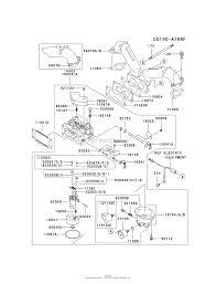 Kawasaki fh721v es27 4 stroke engine fh721v parts diagram for carburetor diagram carburetor 2