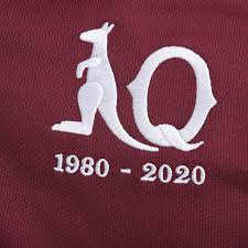QLD Maroons State of Origin 2020 Mens ...