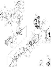 Buy dewalt dw304pk type 2 reciprocating 10 0 w 4 position rh toolpartspro