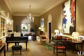 Inside The White House Private Residence Of The Obama Family - Bill gates interior house
