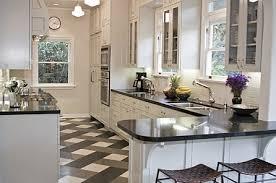 Kitchen Floor Tile Patterns Custom Six Options Of Kitchen Floor Tile Patterns Home Interiors