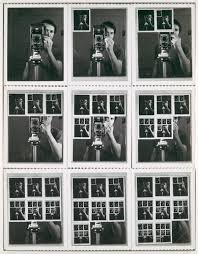 conceptual art and photography essay heilbrunn timeline of art nine polaroid portraits of a mirror