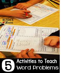 5 activities for teaching problem solving
