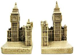 Decorative Bookends Uk Amazon Big Ben British Parliament Bookends Book Ends 1