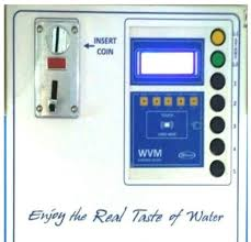 Blank Vending Machine Gorgeous Coin Operated Water Vending Control Unit Water Atm Or Vending