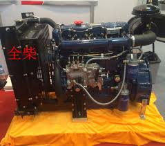China Manufacture Diesel Generator Motor Engine Open Type for Sale
