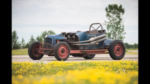 auction track original ford dirt track racer heading to auction