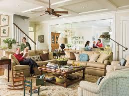Family Living Room Interesting Decoration