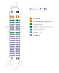 23 Veracious Airbus 319 Seating Chart Delta
