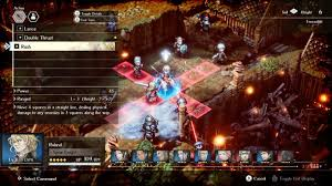 Square enix might not just have one, but two final fantasy games in store for us. Project Triangle Strategy Is A New Square Enix Hd 2d Srpg With A Switch Demo Today Destructoid