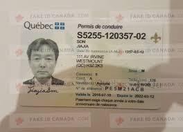 Quebec Id com 79 - Fake Fakeidcanada
