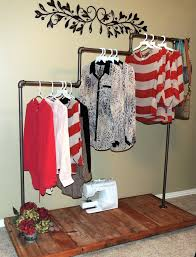 how to do diy clothes racks clothes rack design stairs general inspiration