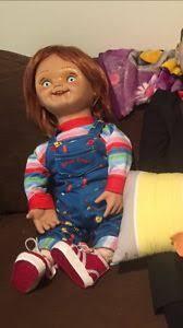 life size chucky doll chucky 1 1 lifesize good guy doll ebay