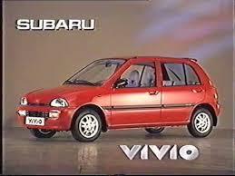 Image result for subaru vivio